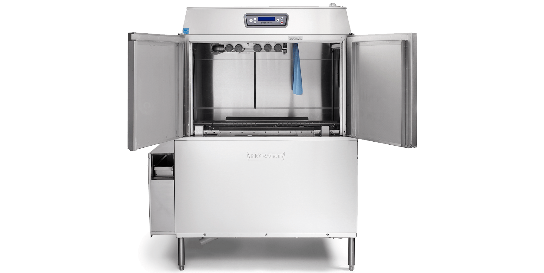 FEBRUARY 9, 2017 / New from Hobart: CLeN Conveyor Dishwasher Launches at 2017 NAFEM Show