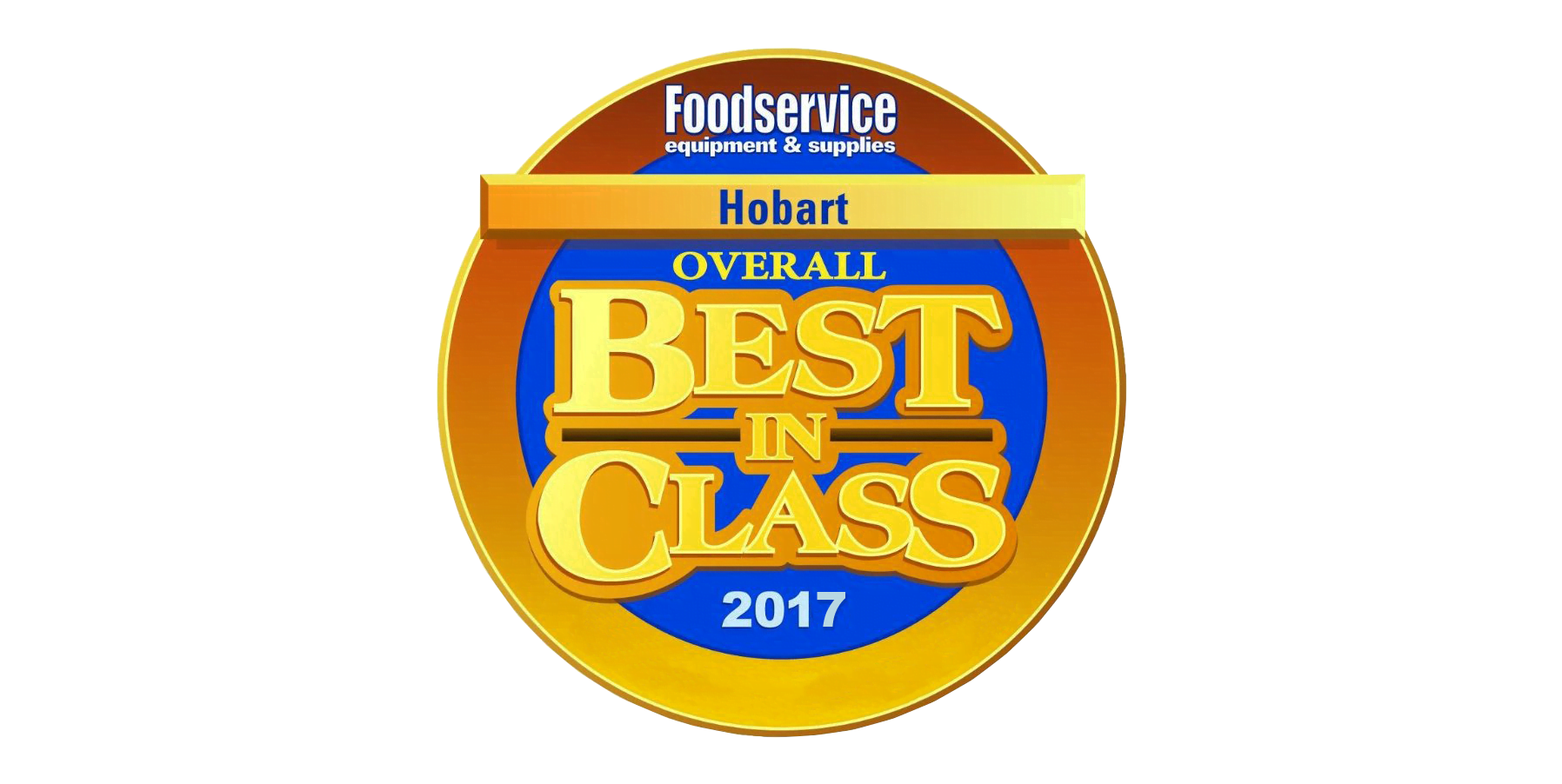 OCTOBER 3, 2017 / ITW Food Equipment Group Recognized Best in Class