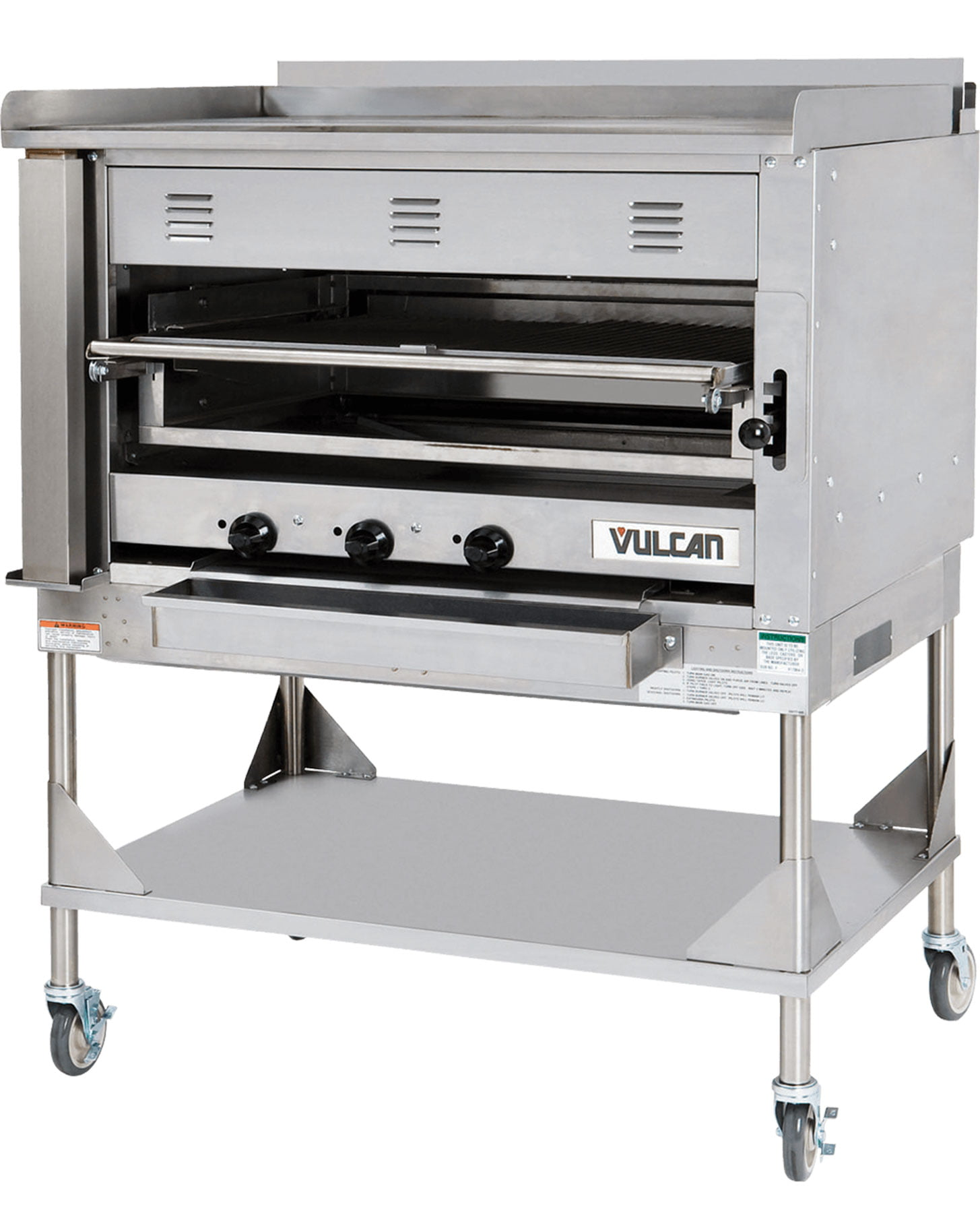 Chophouse Broiler Oven