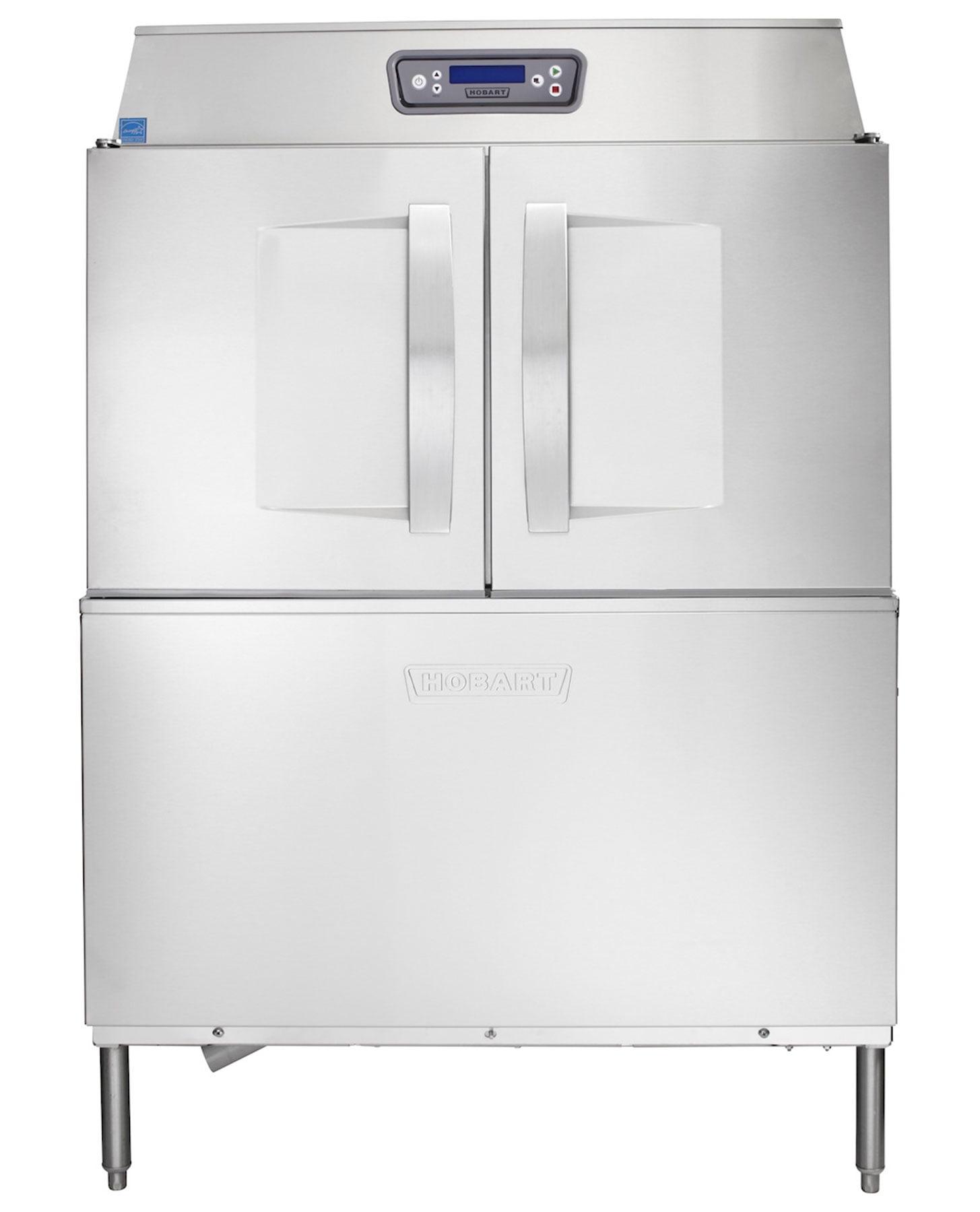 Lave vaisselle automatique panier advansys clen hobart - Consommation eau lave vaisselle ...