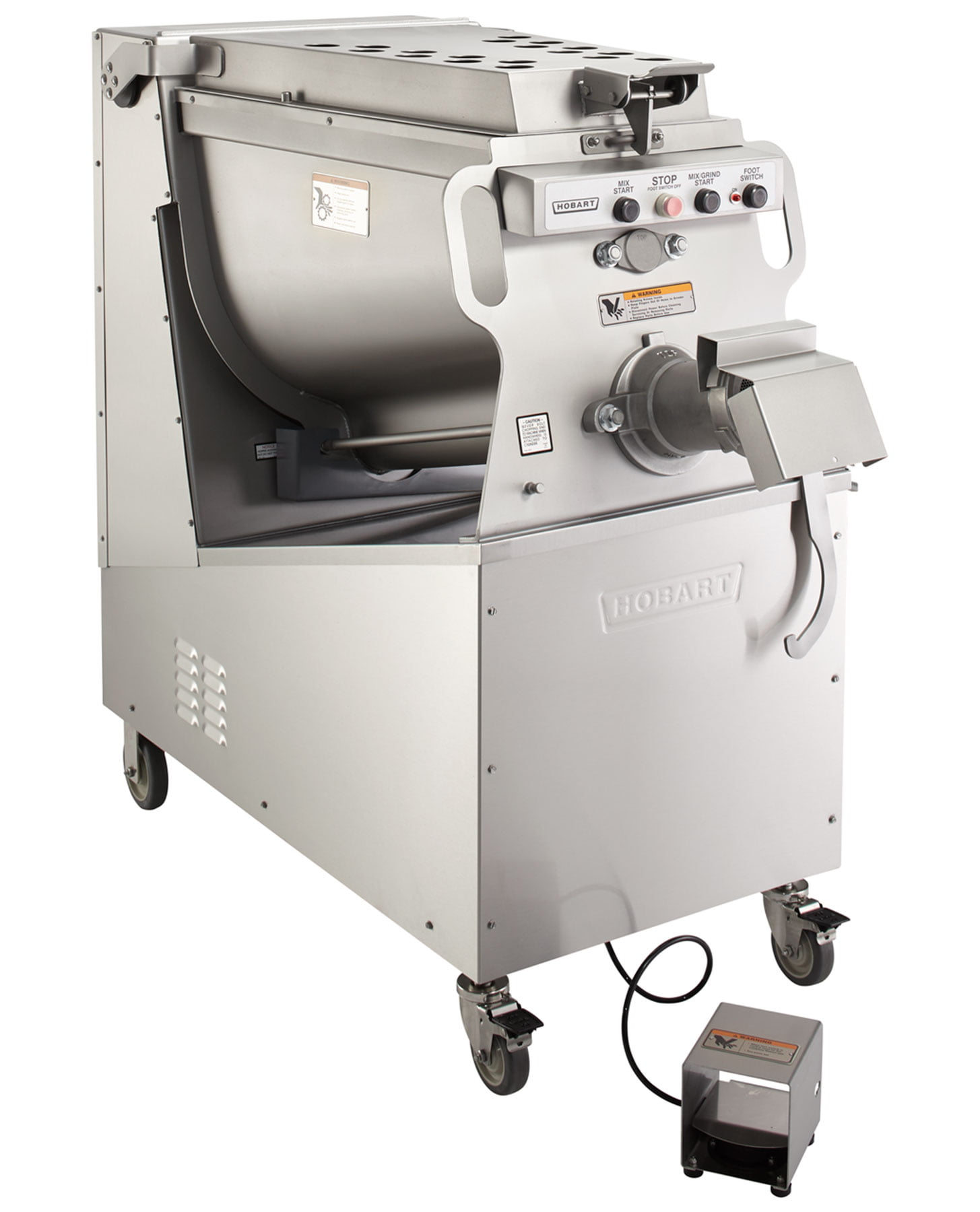 Hobart Mixer-grinder