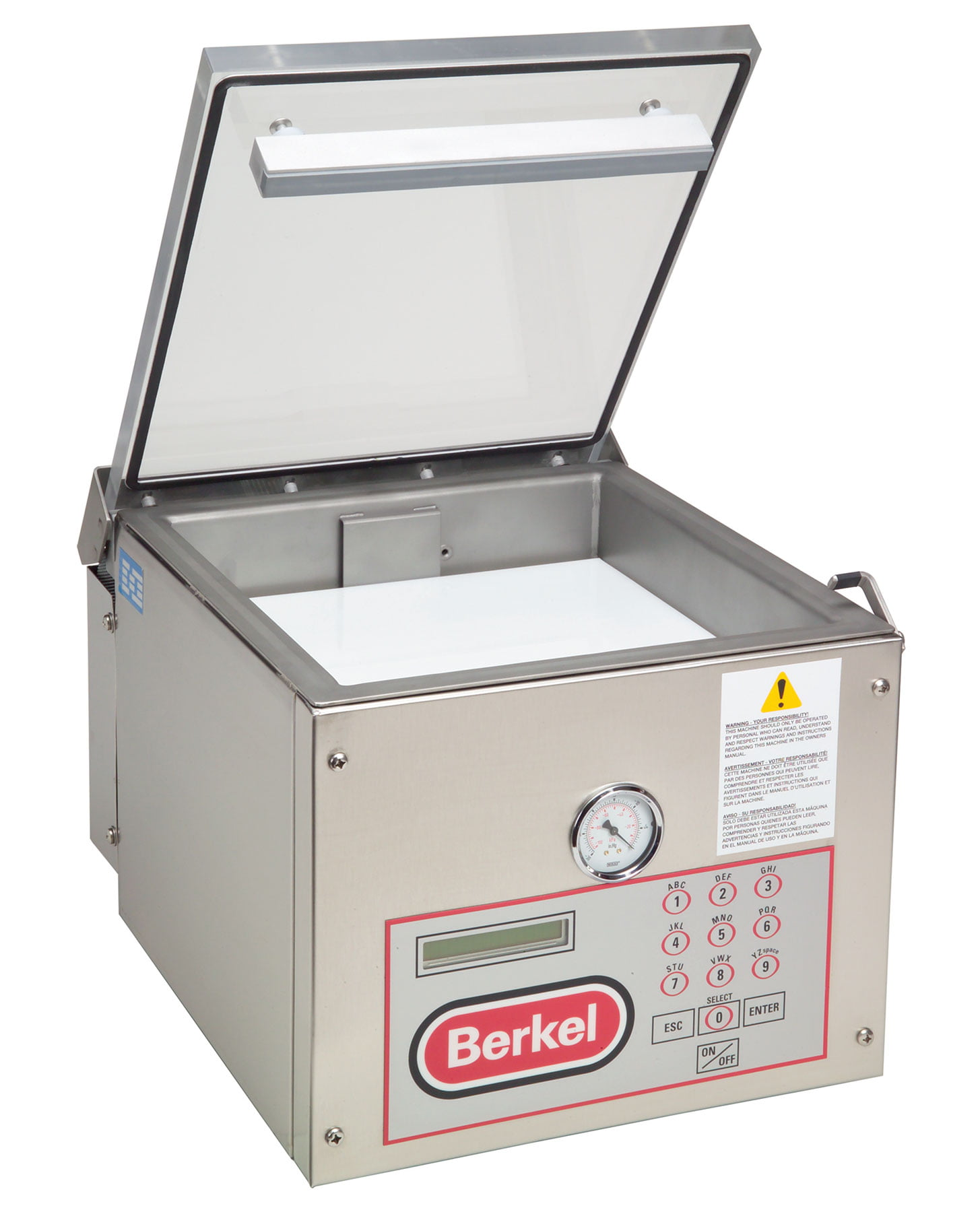 Berkel Vacuum Packaging