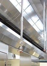 Gaylord ELXC Clean-In-Place Ventilators