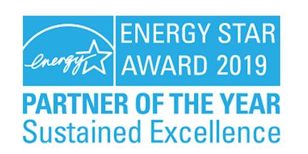 Energy Star Award Logo English